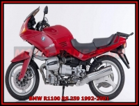 BMW R1100 RS 259 1992-2001